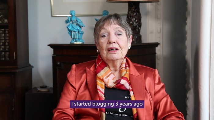 Something to Say: Grandma Williams
