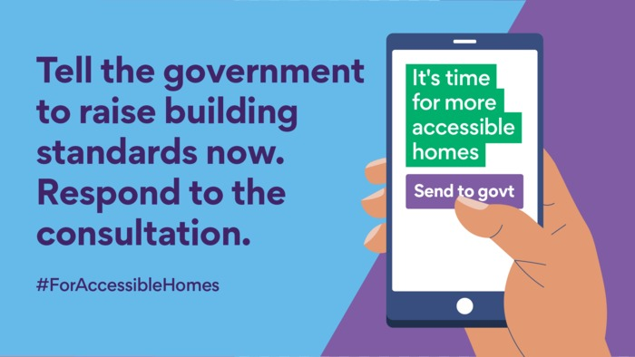 Infographic: #ForAccessibleHomes