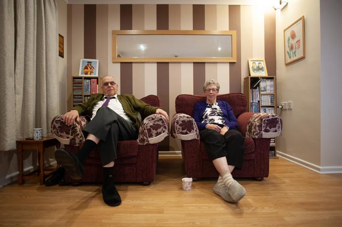 John and Barbara