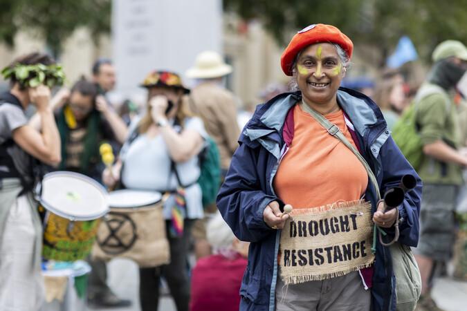 Protest - #OlderAndGreener